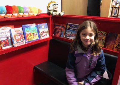 Kerhonkson Elementary Library Grant for New Graphic Novels